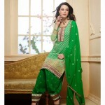 Ready to Wear Cotton Patiala Suits 2014 for Women 5