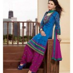 Ready to Wear Cotton Patiala Suits 2014 for Women 6