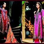Salam's Textile Stylish Winter Wear Collection 2014 For Women (4)
