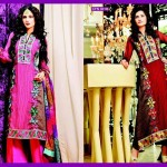 Salam's Textile Stylish Winter Wear Collection 2014 For Women (7)