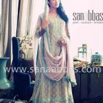 Sana Abbas Pristine Winter Party Dresses 2014 002