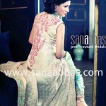 Sana Abbas Pristine Winter Party Dresses 2014 004