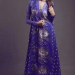 Sanober Siddiq Latest Party wear Winter Dress Collection 2014-15 For Women (2)