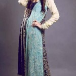 Sanober Siddiq Latest Party wear Winter Dress Collection 2014-15 For Women (3)