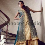 Sanober Siddiq Latest Party wear Winter Dress Collection 2014-15 For Women (5)
