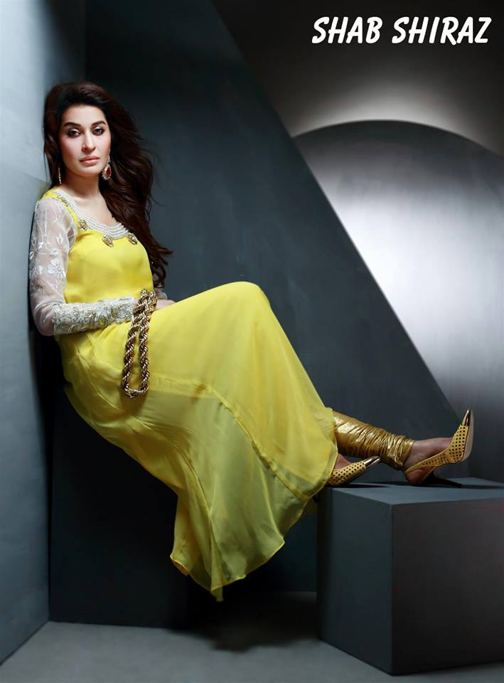 Shab Shiraz Spring Summer Collection 2014 for Women