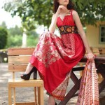 Shariq Textile Dresses Latest Collection 2014 004