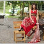 Shariq Textile Dresses Latest Collection 2014 006