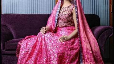 Shehrbano Latest Bridal Dresses 2014 001