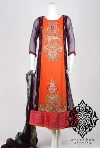 Stitched Stories Winter Dress Collection 2014 007