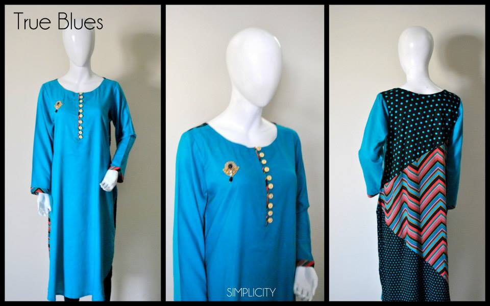Stylish & Trendy Women Wear Simplicity Winter Collection 2014 (2)