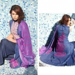 Subhata Designer Embroidered Linen Winter 2014 Collection For Women (7)