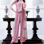 Threads and Motifs Latest Winter Dresses collection 2014-15 For Ladies (4)