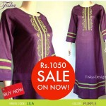 Tiska Beautiful Dresses Winter Collection 2014-15 For Women (2)