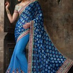 Utsav Indian Latest Saree Collection 2014 004