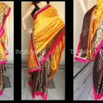 Varuni Gopen new Traditional Saree Collections 2014 for Asian Women 1
