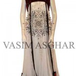Vasim Asghar Party Wear Collection 2014 002