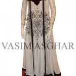 Vasim Asghar Party Wear Collection 2014 006