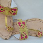 Zari Khussa Mahal Kolhapuri Women Shoes Collection