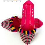 Zari Khussa Mahal Kolhapuri Women Shoes Collection 4