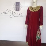 Ali Rajwana Exclusive Formal Wear Collection 2014 for Girls 1