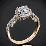 Attractive Diamond Rings Collection 2014 002