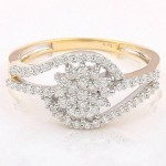 Attractive Diamond Rings Collection 2014 004