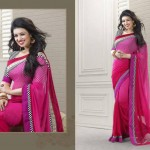 Ayesha Takia Valentine Day Sarees Collection 2014 for Women 2