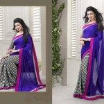 Ayesha Takia Valentine Day Sarees Collection 2014 for Women 4