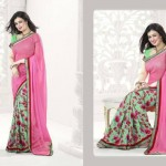Ayesha Takia Valentine Day Sarees Collection 2014 for Women 5