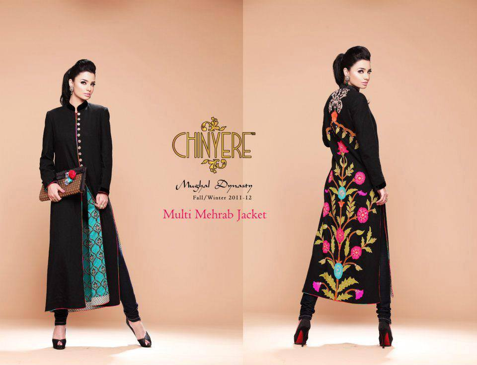 Chinyere New Spring Collection 2014 by Bareeze Canada