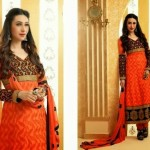 Exclusive Karishma Kapoor Saheli Couture Collection 2014 for Spring