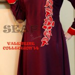 Exclusive Women Wear Valentine Day Collection 2014 by SEAP 2
