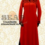 Exclusive Women Wear Valentine Day Collection 2014 by SEAP 5