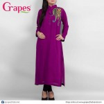 Grapes Stylish Women Summer Casual Wear Collection 2014