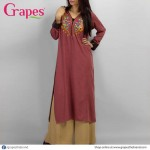 Grapes Stylish Women Summer Casual Wear Collection 2014 3