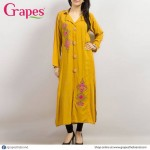 Grapes Stylish Women Summer Casual Wear Collection 2014 5