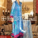 Gul Ahmed Lamis Digital Silk Collection 2014 for Women 3