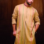 Hadiqa Kiani Colorsfull Kurta Shalwars Wear Collection 2014 for Men 1