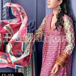 Ideas by Gul Ahmed Summer Lawn Prints 2014 for Women 1