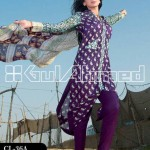 Ideas by Gul Ahmed Summer Lawn Prints 2014 for Women 2