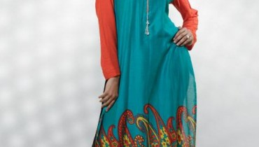 Illusion Kurti Latest Collection 2014 001