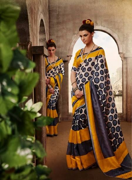 Kangan Varanasi Saree Collection 2014 for Classy Lady