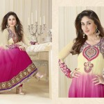 Kareena Kapoor Anarkali Suits Vol-3 Collection 2014 for Girls 1