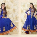 Kareena Kapoor Anarkali Suits Vol-3 Collection 2014 for Girls 3