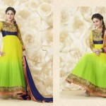 Kareena Kapoor Anarkali Suits Vol-3 Collection 2014 for Girls 4