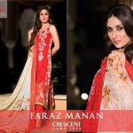 Kareena Kapoor in Faraz Manan's Crescent Lawn Collection 2014 3