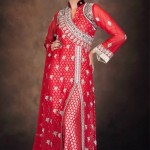 Latest Party Wear Fashionable Dress Collection For Girls (3)