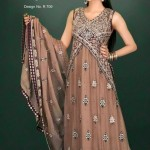Latest Party Wear Fashionable Dress Collection For Girls (5)