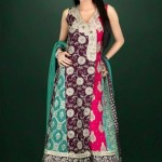 Latest Party Wear Fashionable Dress Collection For Girls (7)